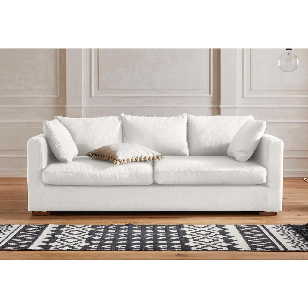 Guido Maria Kretschmer Home&Living 2,5-Sitzer »Pantin«, extra weich und kuschelig, Füllung mit Federn und Daunen