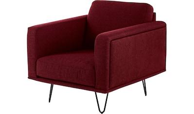 Villeroy & Boch Sessel »MIRA«, mit Haarnadelfuß, designed by Wilhelm Bolinth kaufen