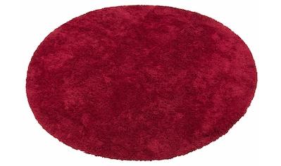 Hochflor - Teppich, »Desner«, my home, rund, Höhe 38 mm, maschinell getuftet kaufen