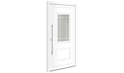 RORO TÜREN & FENSTER Kunststoff - Haustür »Otto 8«, BxH: 100x200 cm, weiß, ohne Griff kaufen