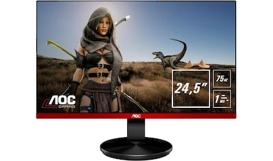 AOC »G2590VXQ« LED - Monitor (24,5 Zoll, 1920 x 1080 Pixel, Full HD, 1 ms Reaktionszeit, 75 Hz) kaufen
