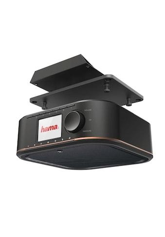 Hama DAB Radio, Digitalradio, digitales Unterbauradio für Küche »DR350« kaufen