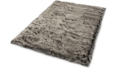 ASTRA Fellteppich »Lucia«, rechteckig, 50 mm Höhe, Kunstfell, waschbar, Wohnzimmer kaufen