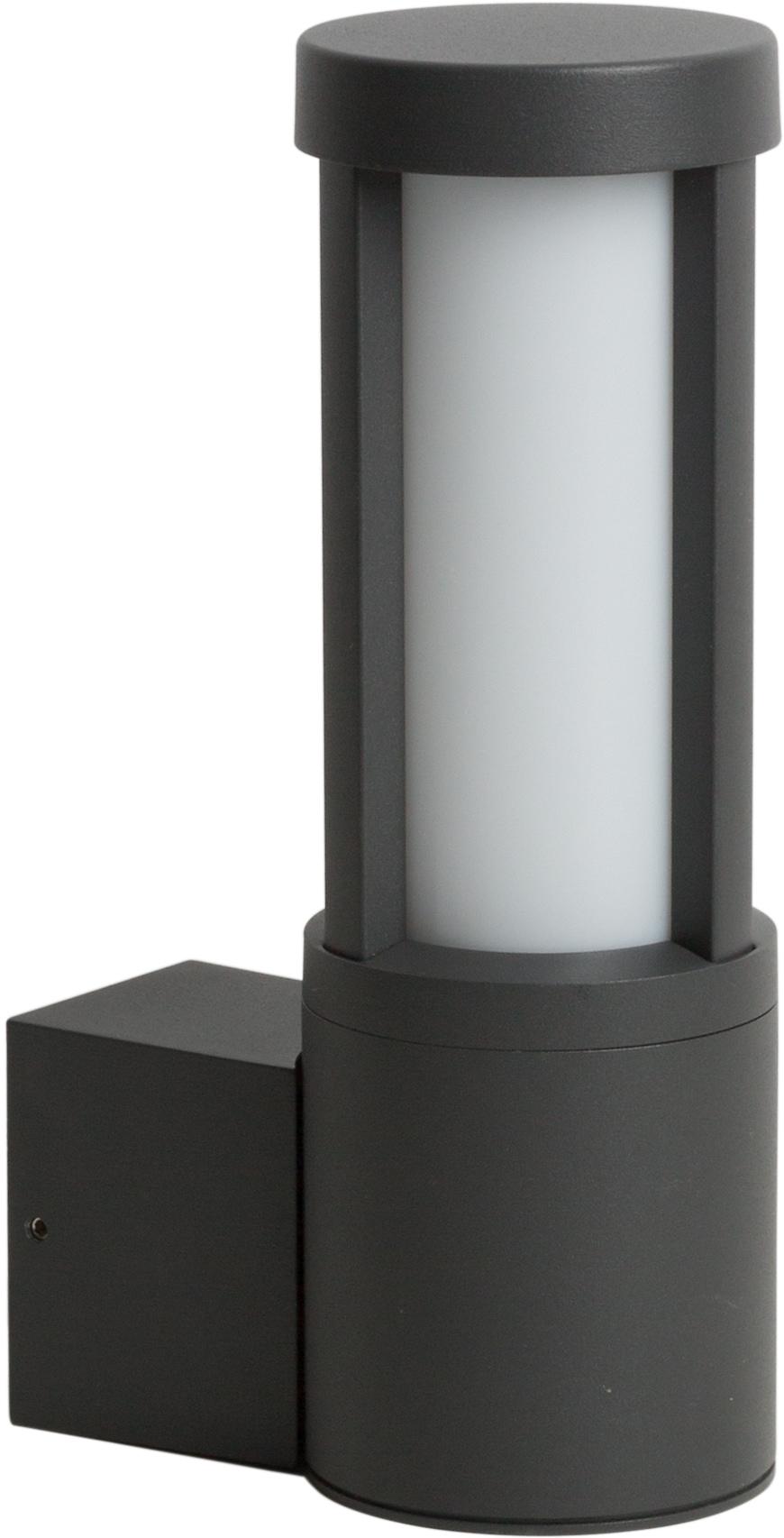 HEITRONIC LED Wandleuchte Palma, LED-Modul, 1 St., Warmweiß, 3 matte Lichtaustrittsflächen