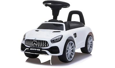 Jamara Rutscherauto »Mercedes-Benz AMT GT, weiß«, mit Sound kaufen