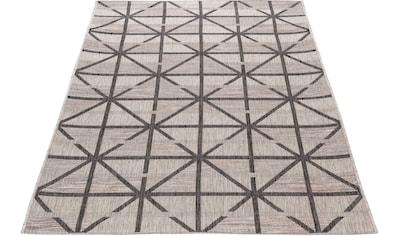 Sehrazat Teppich »Magic 3650«, rechteckig, 1 mm Höhe, In- und Outdoor geeignet,... kaufen
