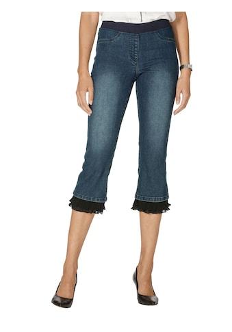 Amy Vermont Jeans mit Plissee am Saumabschluss kaufen