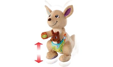 Vtech® Kuscheltier »Hüpf-mit-mir-Känguru« kaufen