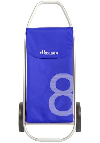 ROLSER Einkaufstrolley »8 Com MF«, in verschiedenen Farben, Max. Tragkraft: 50 kg kaufen