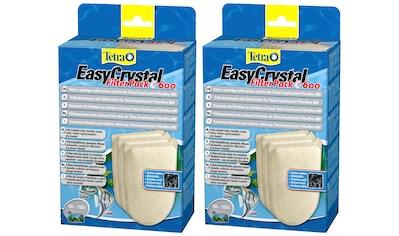 Tetra Filterkartusche »Tetra Easy Crystal Filter Pack 600« mit Aktivkohle, 2er Set kaufen