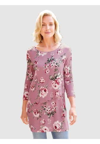Paola Print-Shirt, im modischen Lagenlook kaufen