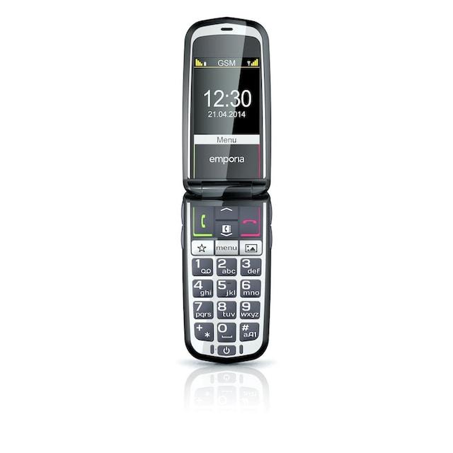 Emporia Handy »GLAM (schwarz)«