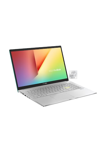 "Asus ASUS VivoBook S15 S533FL - BQ022T »39,6 cm (15,6"")Intel Core i7, 512 GB + 32 GB,8 GB« kaufen"