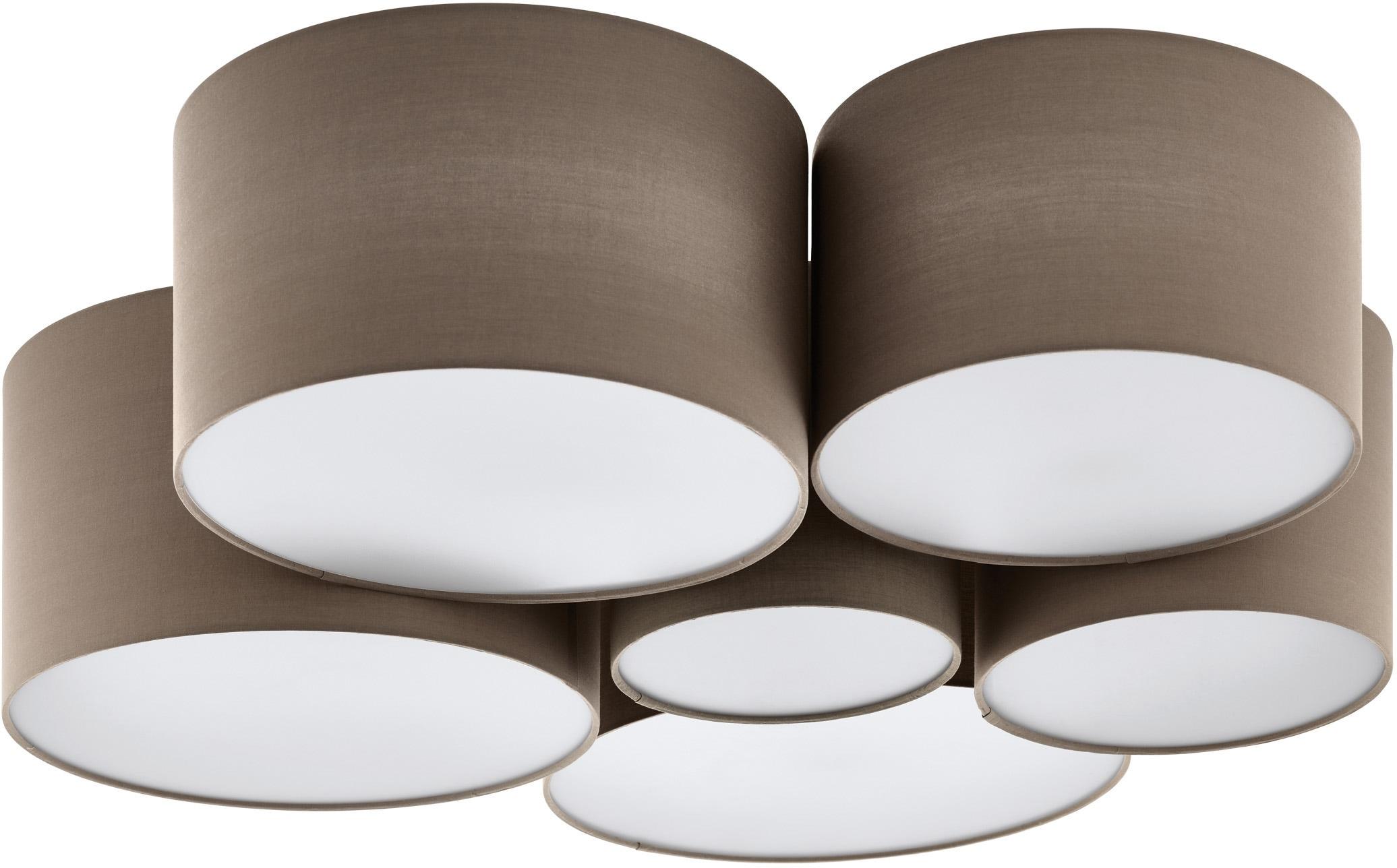EGLO Deckenleuchte PASTORE 1, E27, Deckenlampe