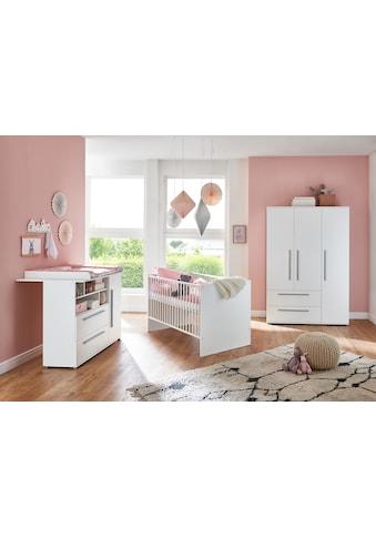 arthur berndt Babyzimmer-Komplettset »Romy«, (Set, 3 St.), Made in Germany; mit... kaufen