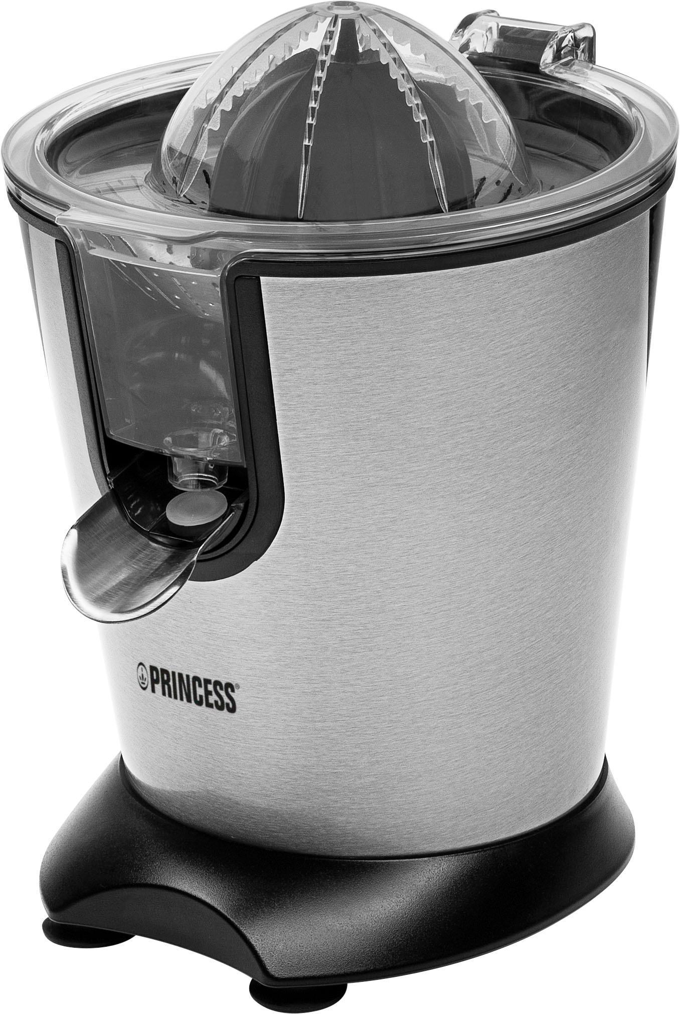 PRINCESS Entsafter Easy Juicer 160 Watt Technik & Freizeit/Elektrogeräte/Haushaltsgeräte/Küchenkleingeräte/Entsafter/Zentrifugenentsafter