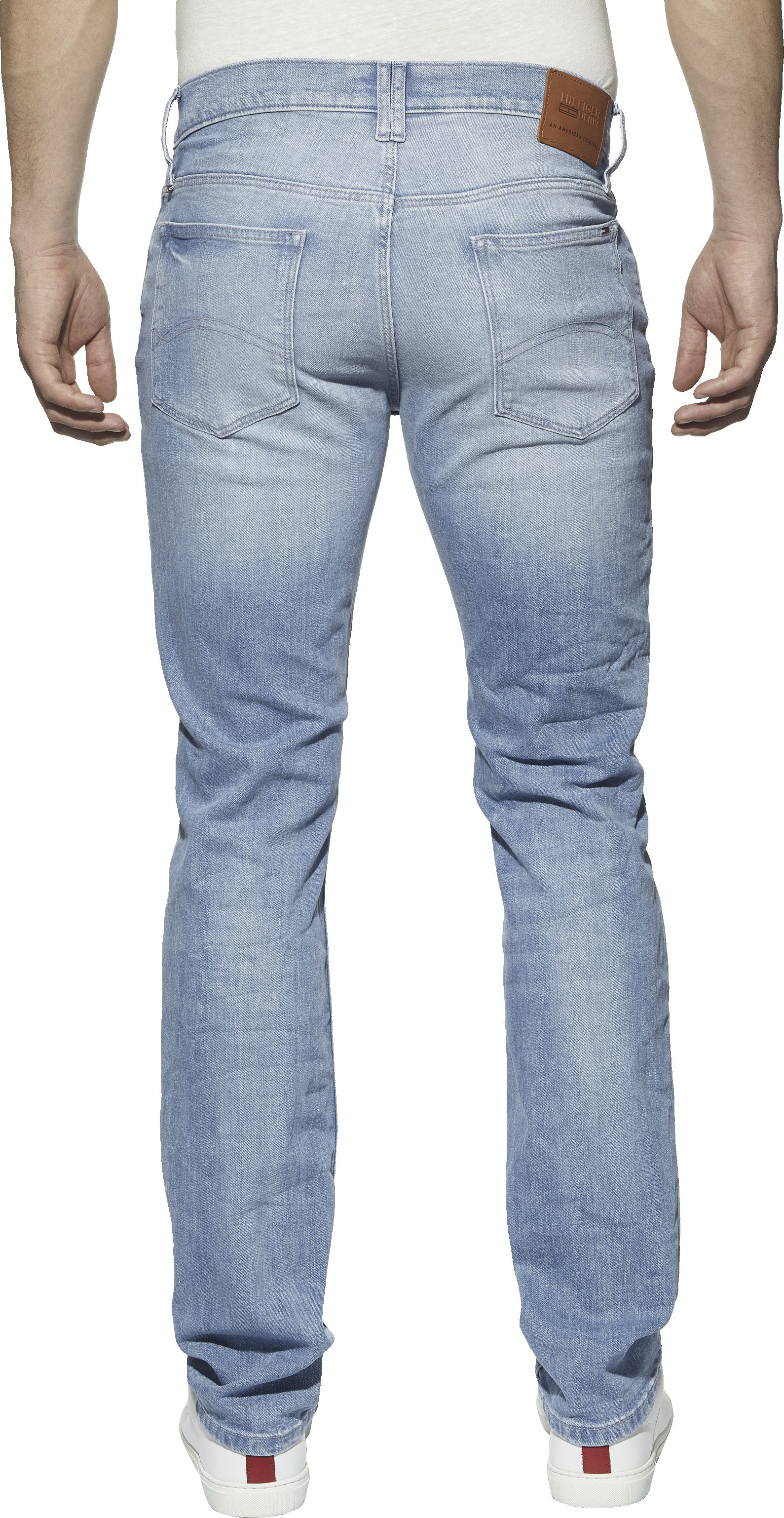 TOMMY JEANS Straight-Jeans ORIGINAL STRAIGHT RYAN | Bekleidung > Jeans > Straight Leg Jeans | Tommy Jeans