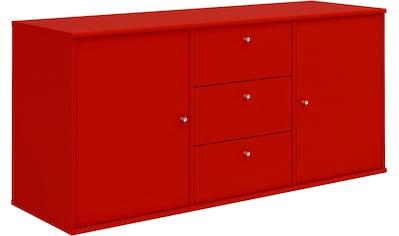 hammel Sideboard »MISTRAL«, mit drei Türen und drei Schubladen, Breite 133 cm, Danish... kaufen