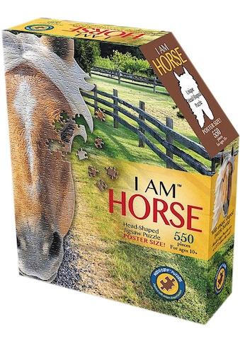 """Konturenpuzzle """"Pferd"""" kaufen"""
