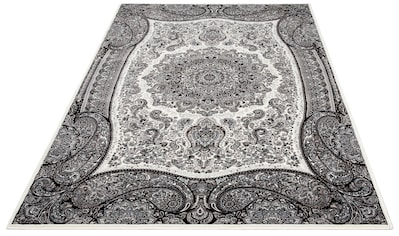 Teppich, »Roxana«, DELAVITA, rechteckig, Höhe 8 mm, maschinell gewebt kaufen