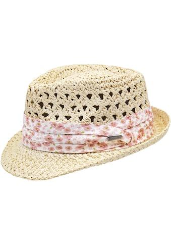 chillouts Strohhut, Melrose Hat kaufen