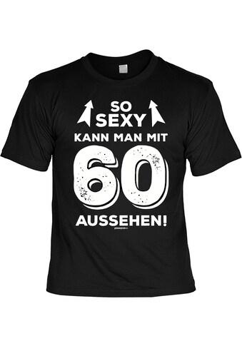 Der Trachtler T-Shirt mit lustigem Print kaufen