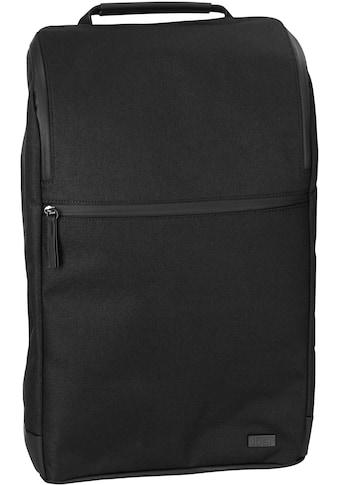 Jost Laptoprucksack »Helsinki, schwarz, 45 cm« kaufen