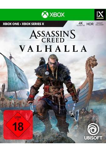 UBISOFT Spiel »Assassin's Creed Valhalla«, Xbox One kaufen