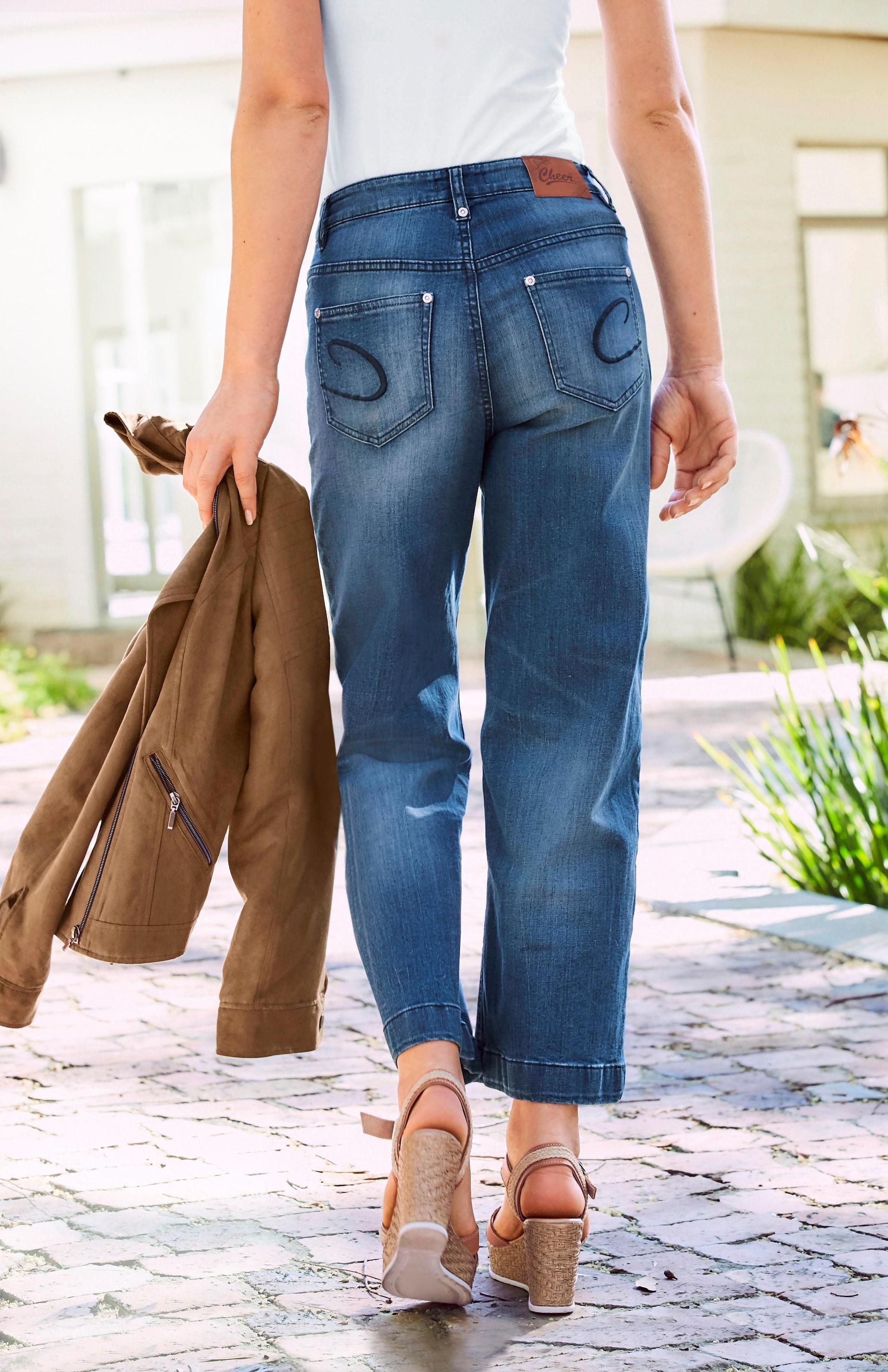 Aniston 5 Pocket Jeans Damen Jeans Damen Kleidung Rabatte