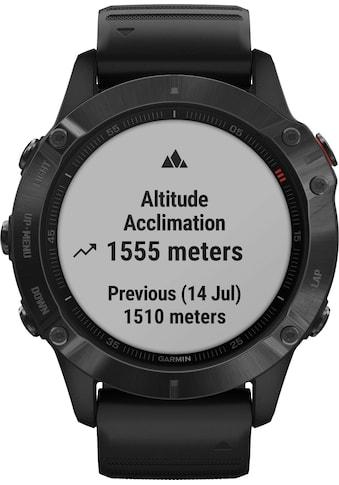 Garmin Smartwatch »FENIX 6 – Pro«,  kaufen