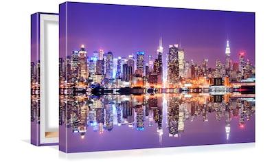 Conni Oberkircher´s Bild »Big City 9  -  City Life« kaufen