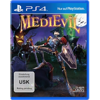 MediEvil PlayStation 4 kaufen