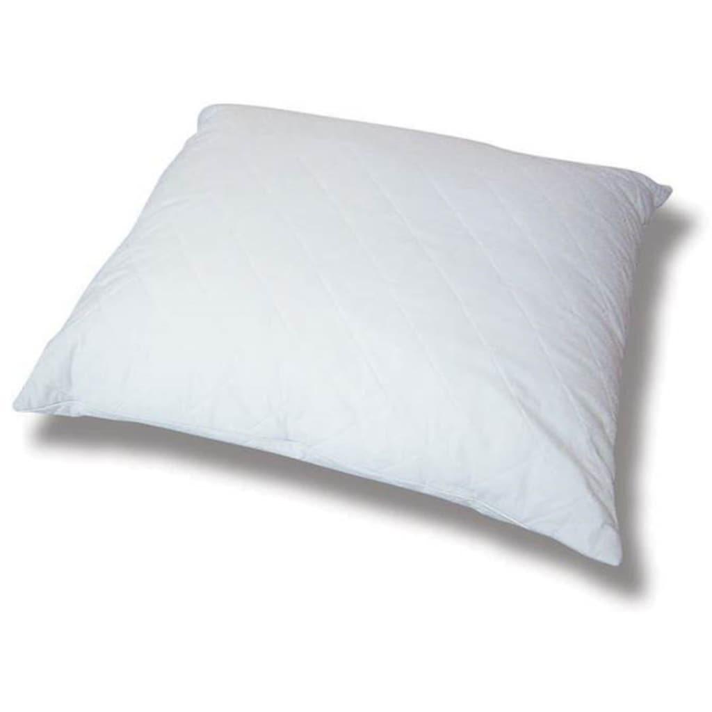 MPS TEXTILES Microfaserkissen »Pocketspring Innovation pillow«, Füllung: Federkern, Bezug: Polyester, (1 St.), sorgt für Druckentlastung & Stabilität