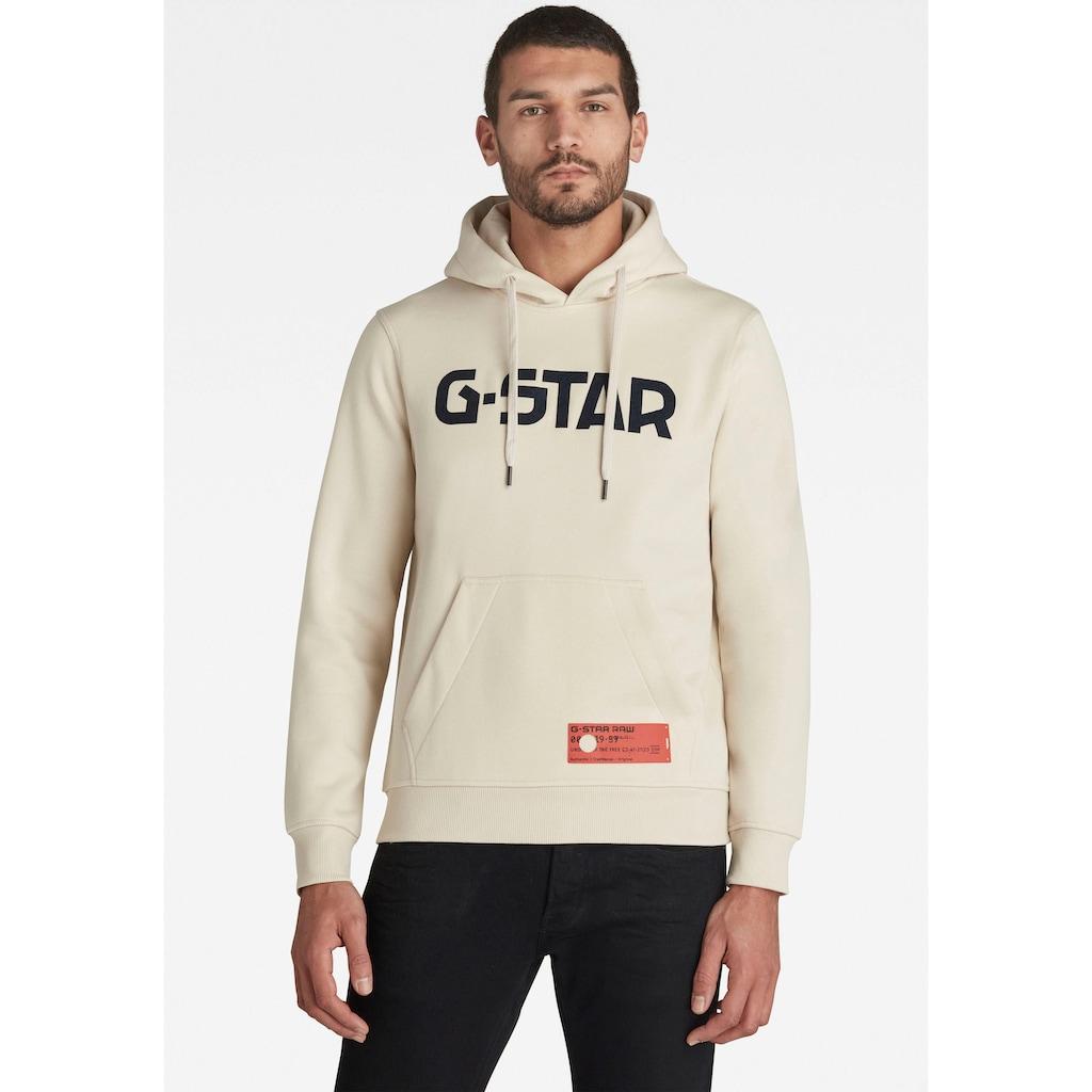 G-Star RAW Kapuzensweatshirt »Ashor Sweat«