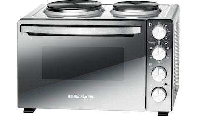 Rommelsbacher, Kleinküche »KM 3300«, Grill Ober - /Unterhitze Umluft Oberhitze Unterhitze kaufen