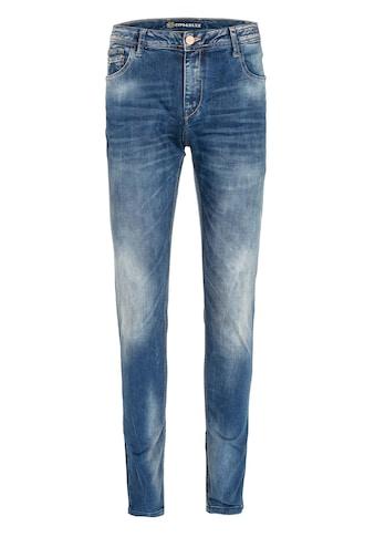 Cipo & Baxx Bequeme Jeans, mit lässiger Waschung in Slim Fit kaufen