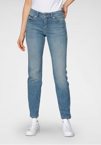 MAC Slim-fit-Jeans »Slim Destroyed«, Leichte moderne Destroyed-Effekte kaufen