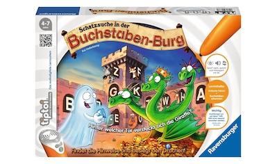 """Ravensburger Spiel, """"tiptoi® Puzzle, Schatzsuche in der Buchstabenburg"""" kaufen"""