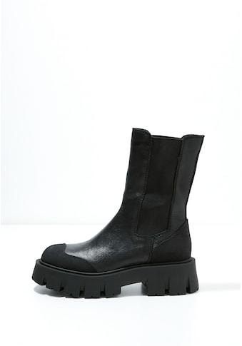 INUOVO Stiefel »Leder/Textil« kaufen