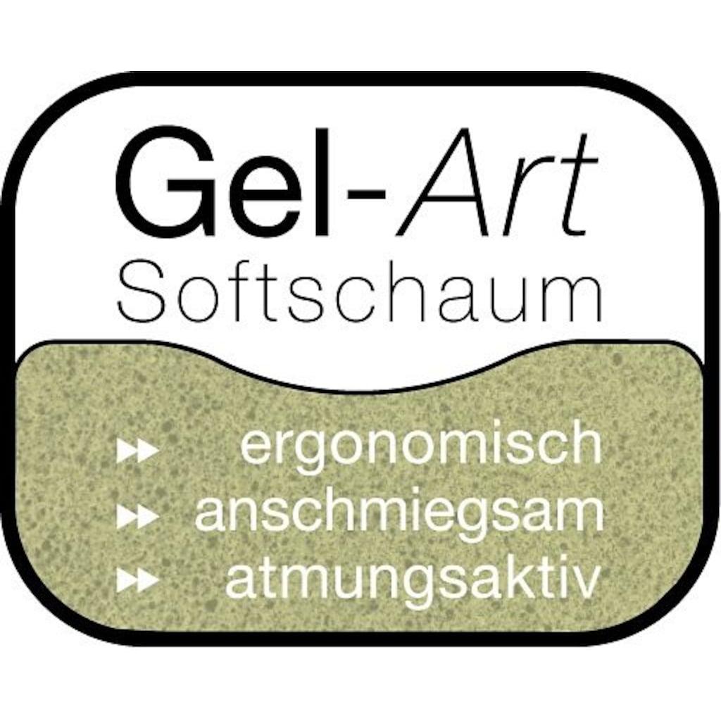Beco Nackenstützkissen »Vario Med«, Füllung: Gelschaum, Bezug: Doppeltuch, (1 St.), Kern aus Gelschaum & Gesundheitsprodukt nach ZPMED