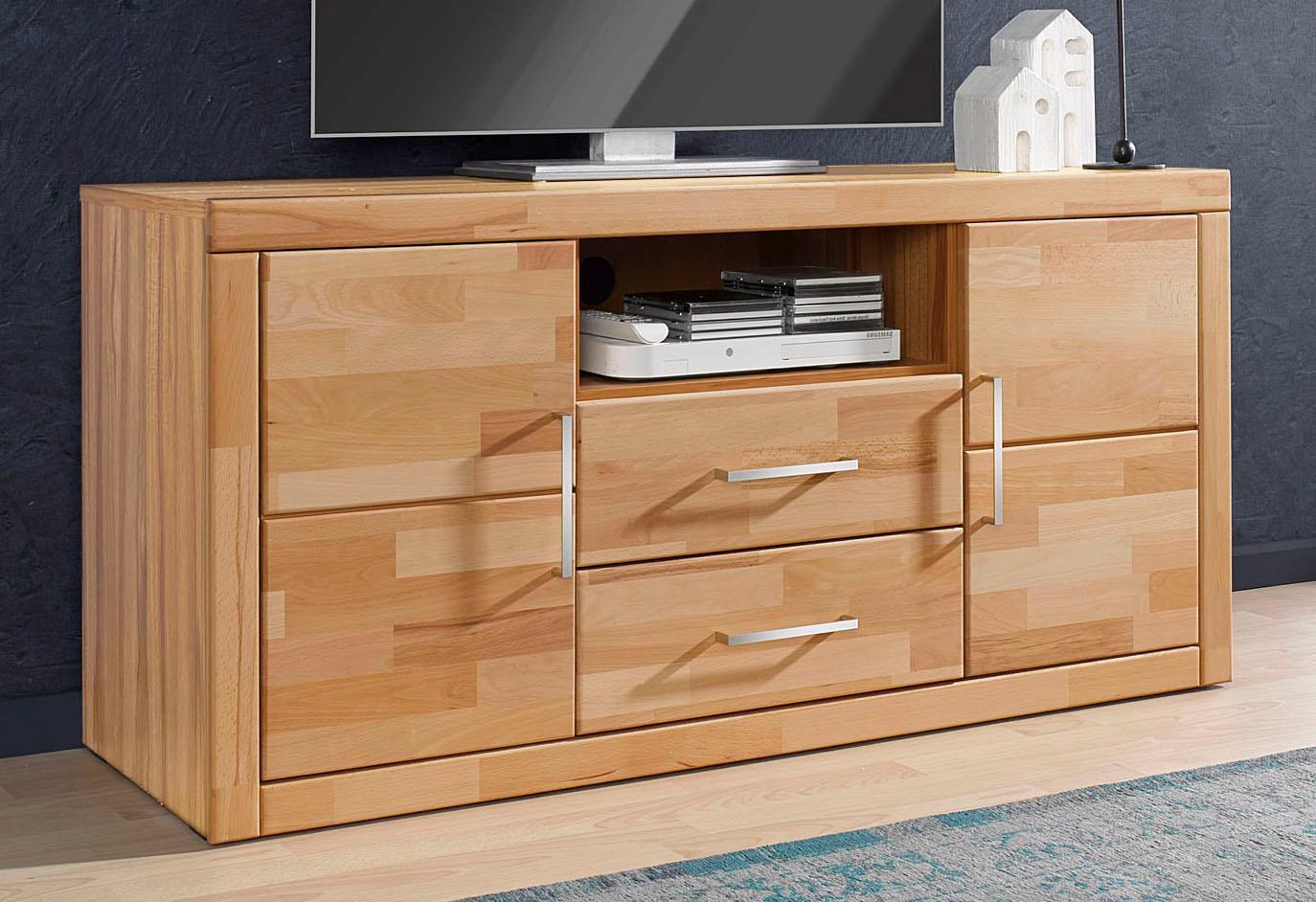 Places of Style Lowboard, Breite 130 cm kaufen | BAUR