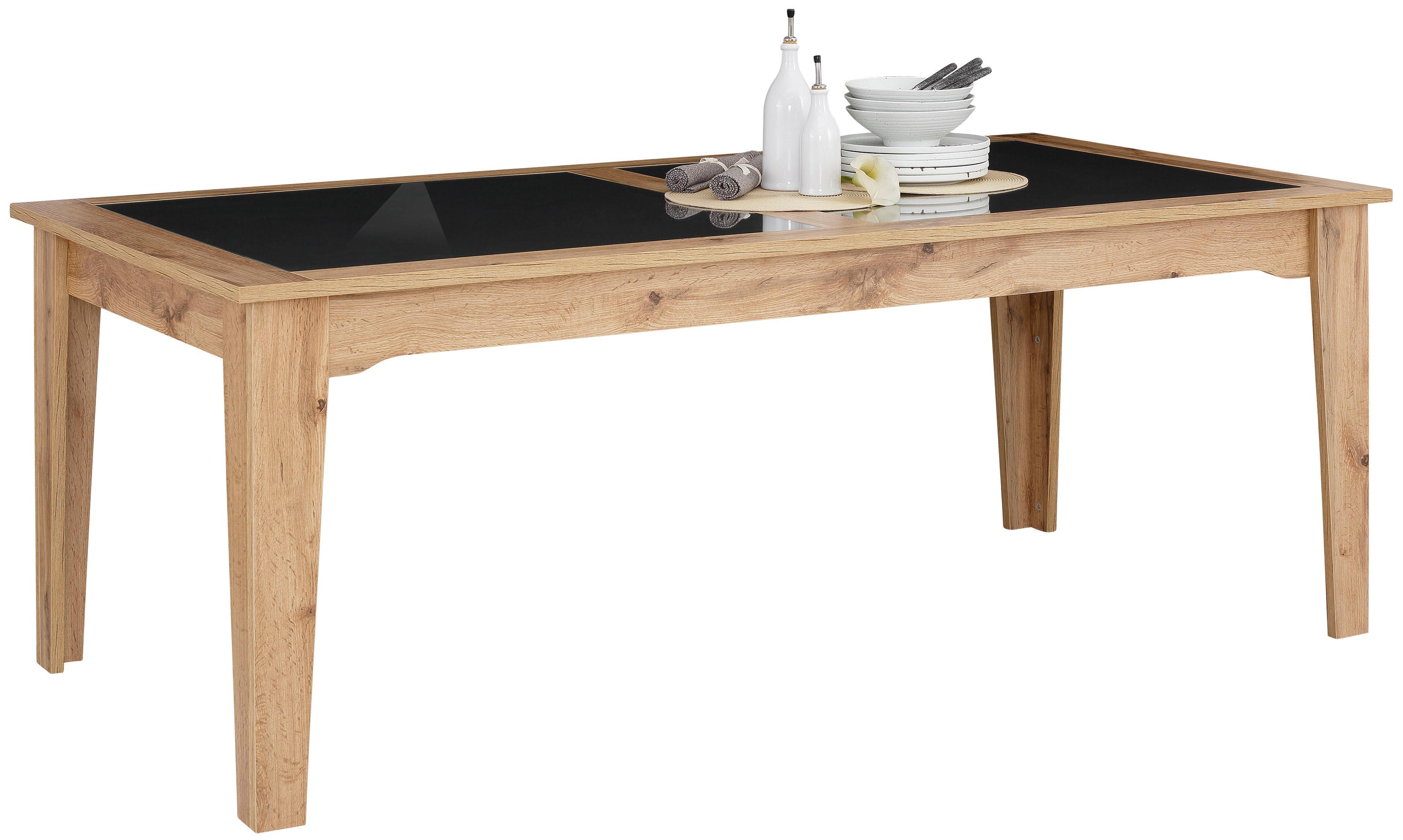 Fabelhaft Esstisch 100x100 Referenz Von Home Affaire »sonya« Mit Tischplatten Aus Graphitfarbenen