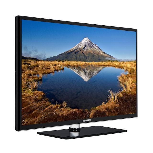 Telefunken LED-Fernseher (32 Zoll, Full HD, SmartTV, Triple Tuner) »HF32J8000«
