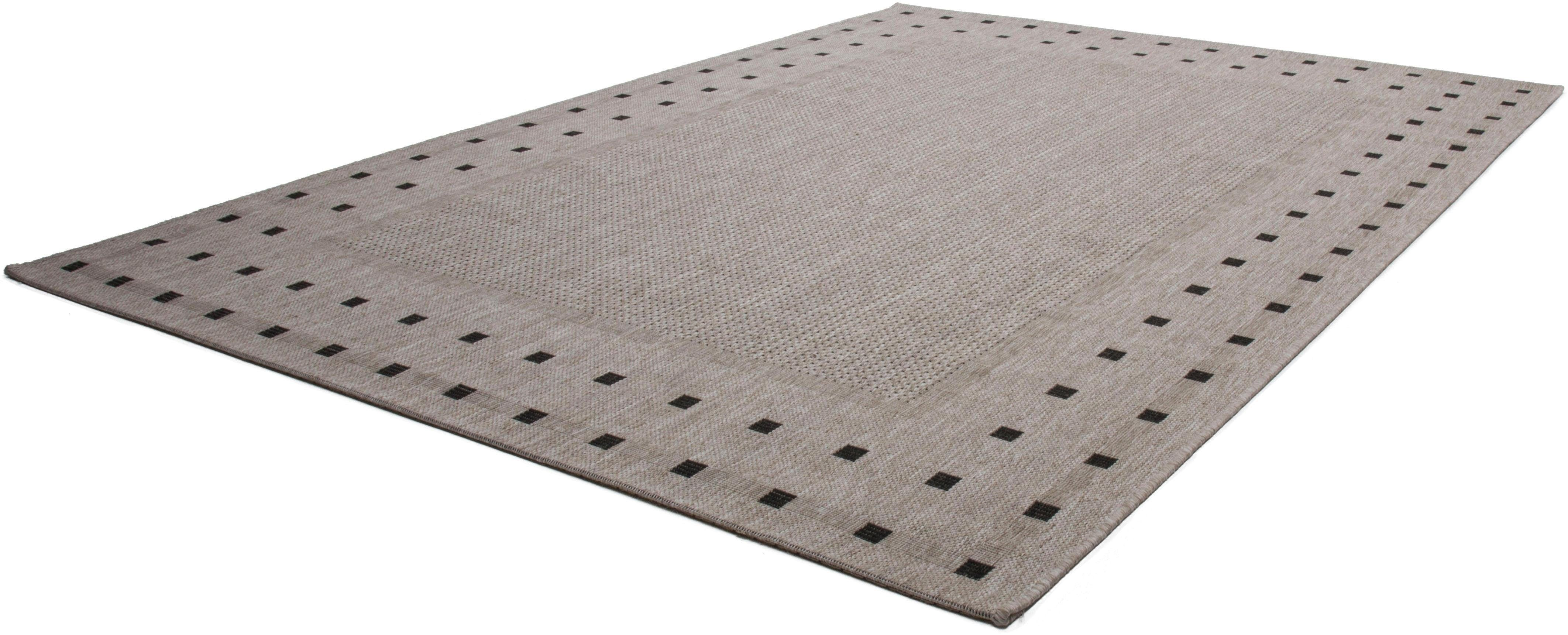 Teppich Trejo 720 calo-deluxe rechteckig Höhe 5 mm maschinell gewebt