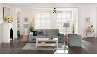 Timbers Loungesofa »Altea«, mit abnehmbarer und austauschbarer Husse, auch in... kaufen