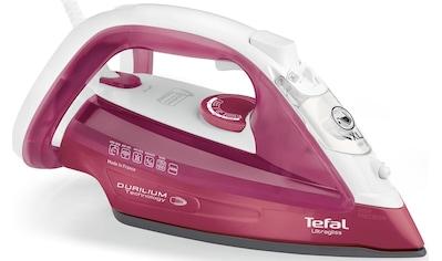Tefal Dampfbügeleisen »FV4920 Ultragliss«, 2400 W, mit leichtgleitender... kaufen