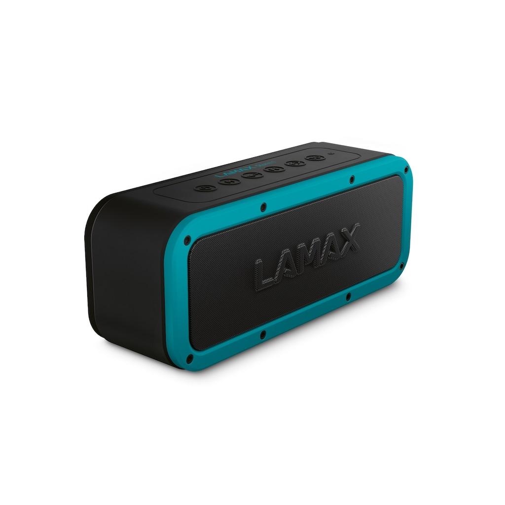 LAMAX Bluetooth-Lautsprecher »Storm1 40W«, mit wasserdichtem Gehäuse