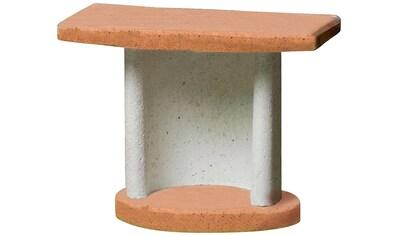 BUSCHBECK Beistelltisch »Georgia«, für Grillkamine, B/T/H: 70/41/57 cm kaufen