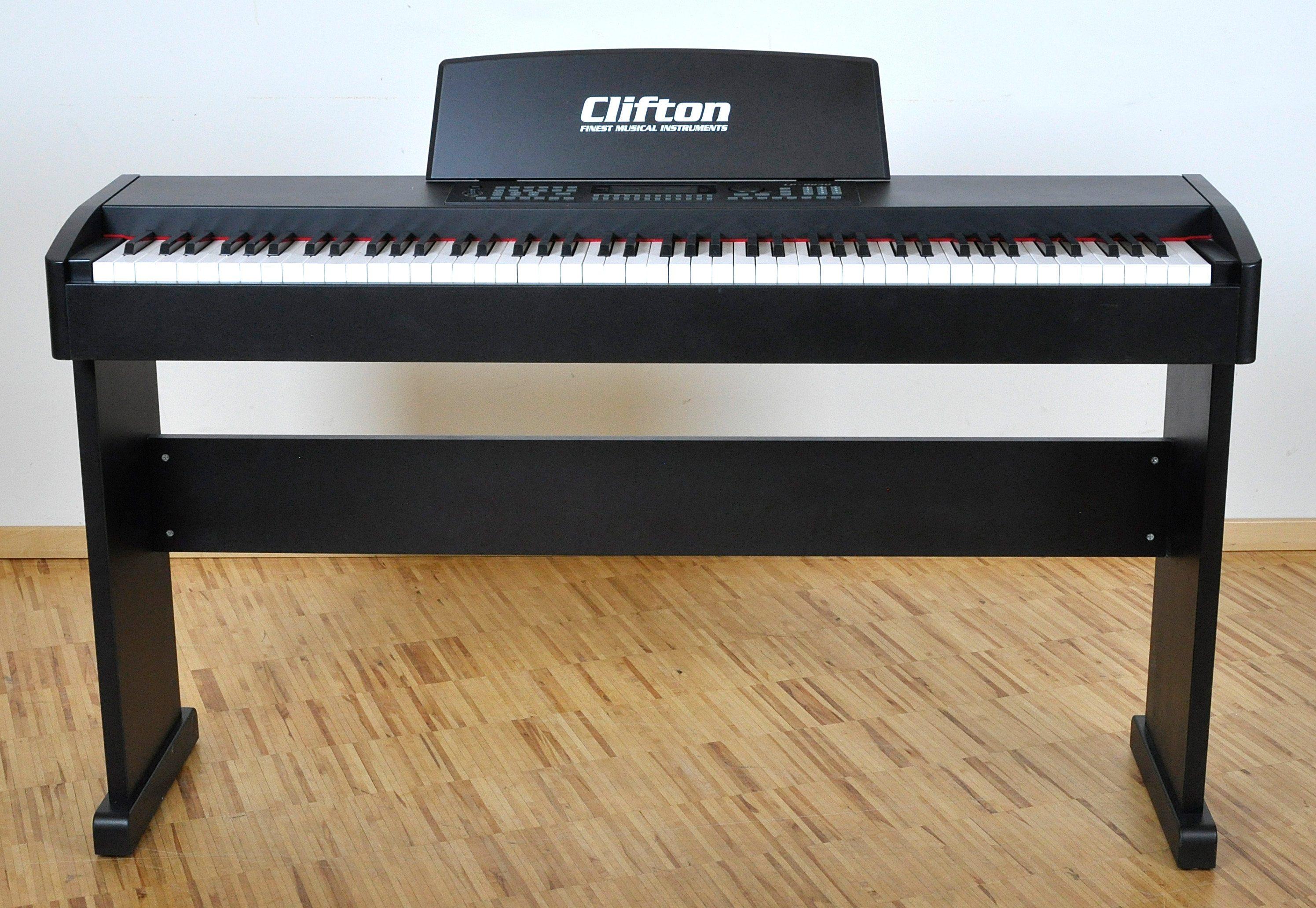 Clifton E-Piano mit 88 Tasten Clifton E-Piano Preisvergleich