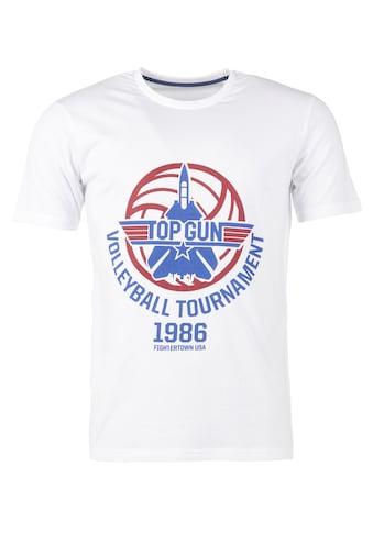 TOP GUN T-Shirt »PP201010«, sportlicher Schnitt kaufen